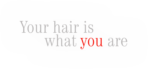 Your hair is what you are